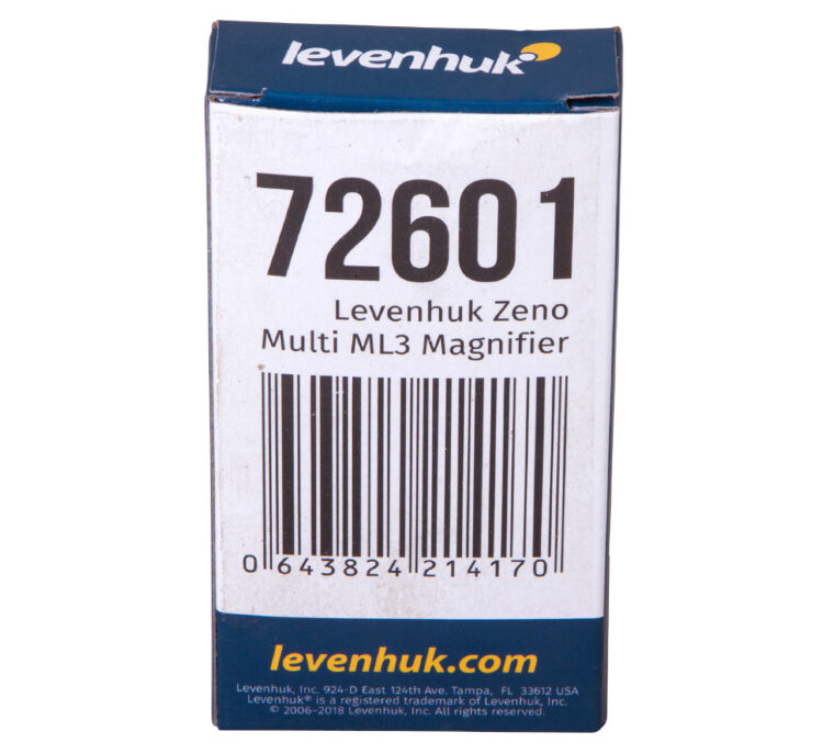 Мультилупа Levenhuk Zeno Multi ML3